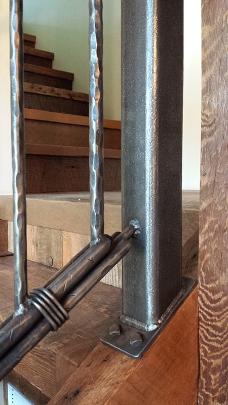 Bon Take Your Stairwell, Walkway Or Porch To The Next Level Of Distinction With Custom  Metal Railings. Create Clean Lines In Rustic Spaces, Add Texture In ...
