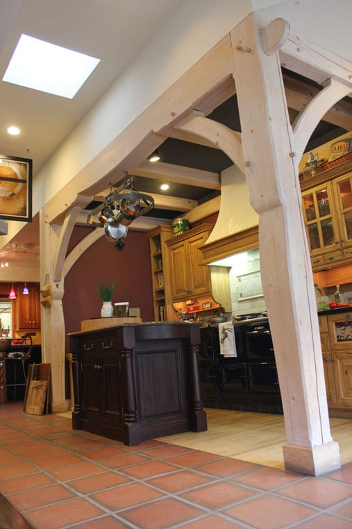 Reclaimed Wood Commercial Projects Big Timberworks