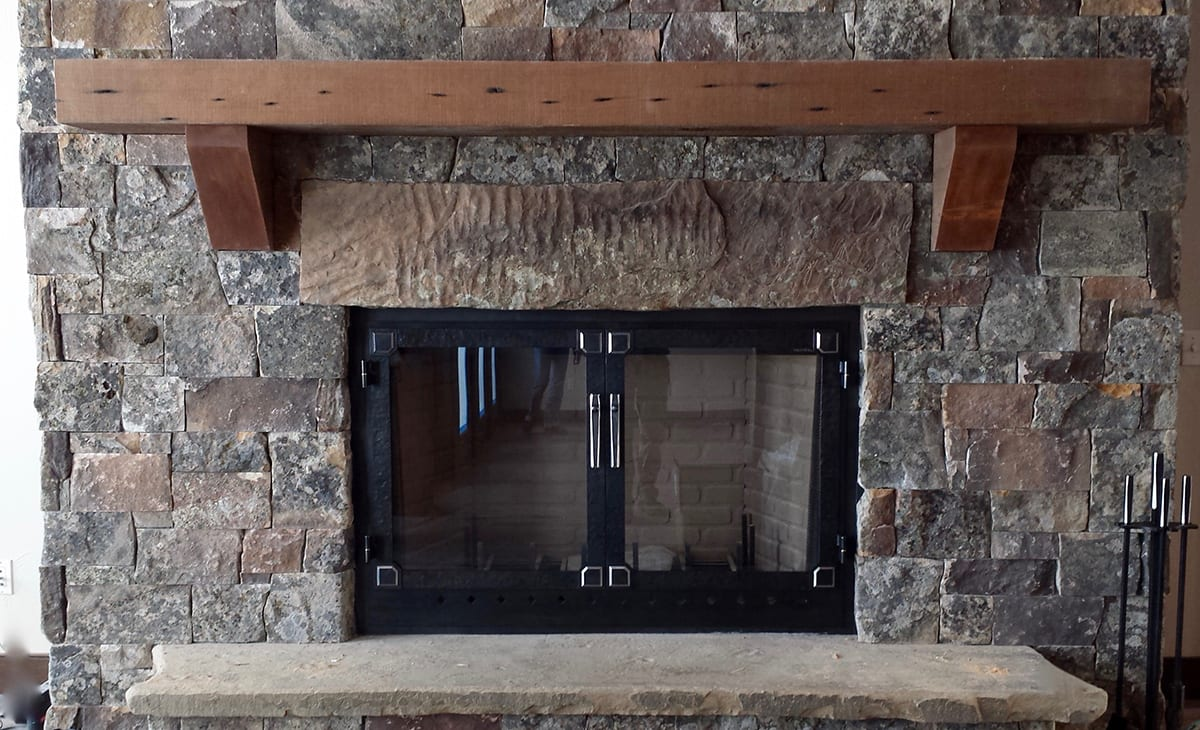Looking for a new reclaimed wood fireplace mantel? Visit us at Big Timberworks and see all the great fireplace mantels created here.