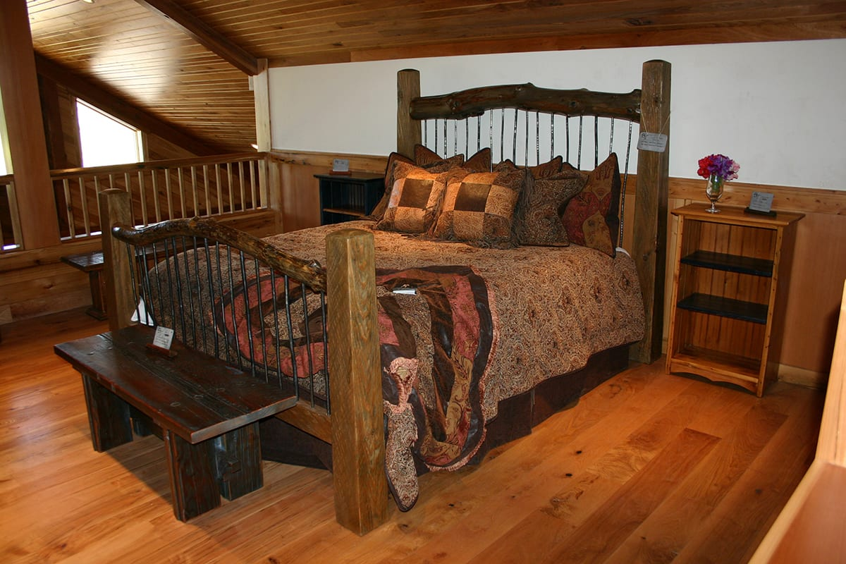 Custom Wood Bed Frames Custom Made Timber Frame Bed Frame