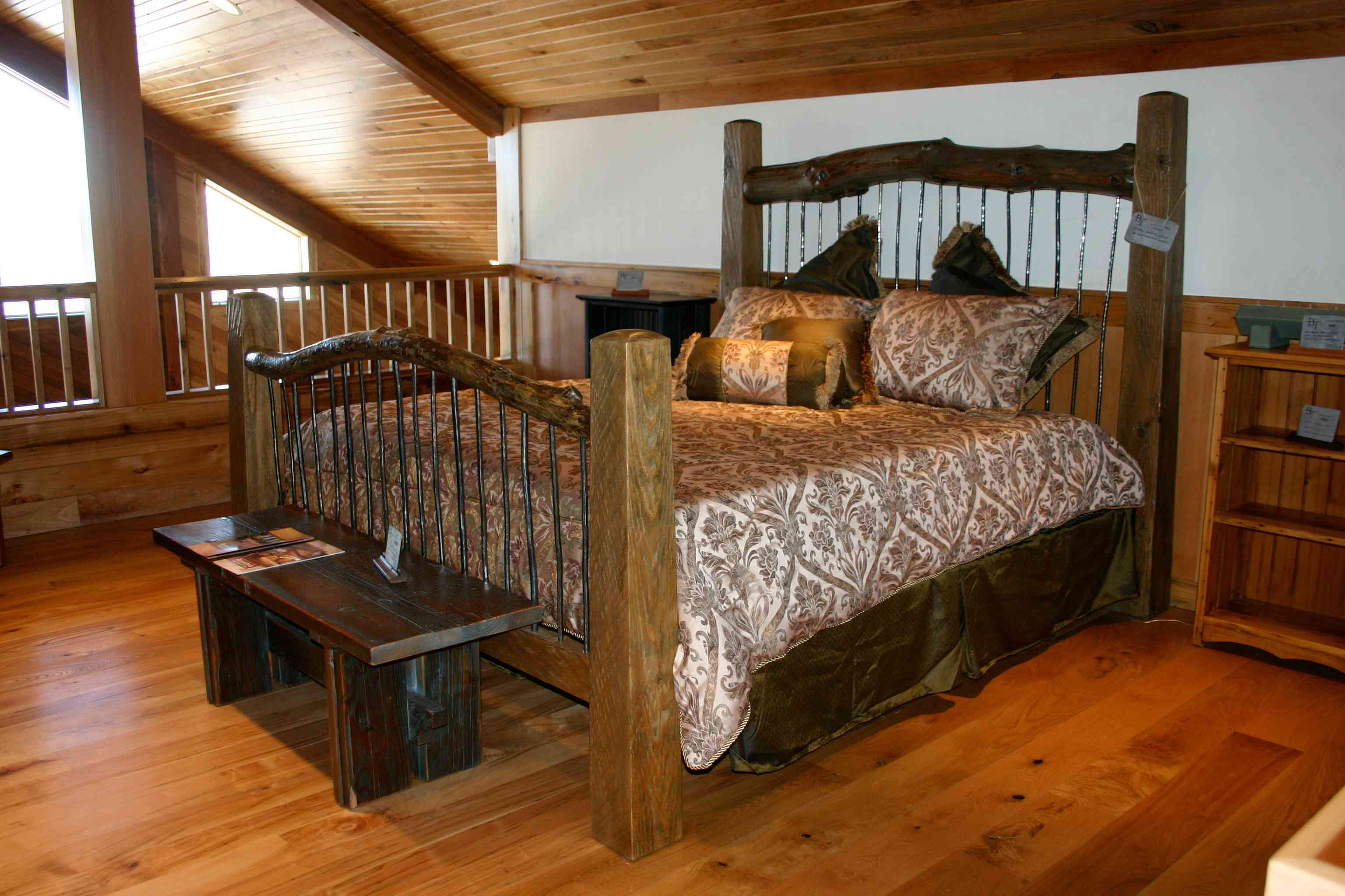 the thames handmade wooden bed frame custom wood bed frames custom made timber frame bed frame 6661