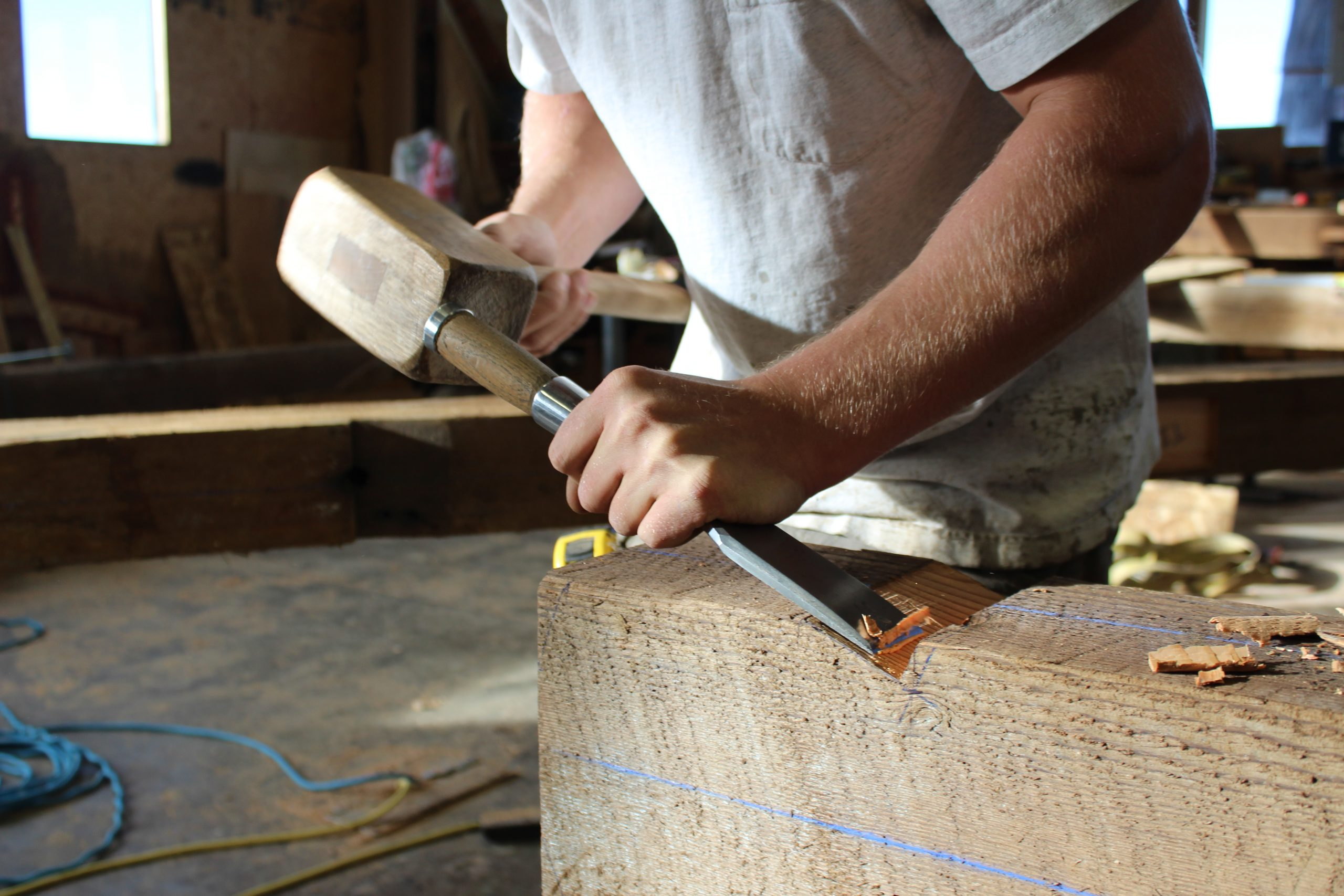reclaimed-wood-truss-manufacturing-hand-tools